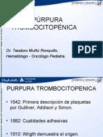 pÚrpura TrombocitopÉnica