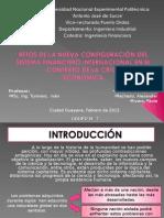 Retos Nueva Configuracion Del Sistema Financiero Internacional Contexto Crisis Economica