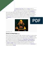 David Gilmour Biografia