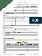 5.Telas e Exercícios Excel