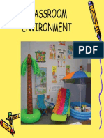 Classroom Environment 1