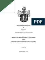PLAN_11859_Manual de Organización y Funciones MOF 2009 TOMO II_2009