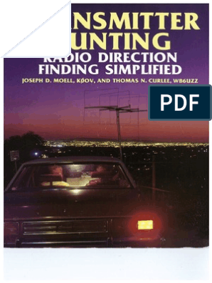 Transmitter Hunting Radio Direction Finding Simplified U