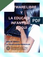 Articulo y Reseña de Software Libre y Educacion Infantil Niños Kogui