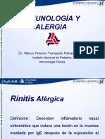 InmunologÍa y Alergia