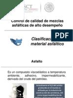 Materiales Asfálticos (Determinar grado PG)
