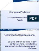 Urgencias Pediatría