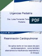 Urgencias Pediatría