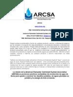 ARCSA Accredited Profesional Español