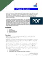 Activity1 1 2Product Evolution