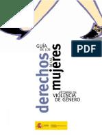 Guía Derechos Mujeres Víctimas de Violencia de Género 2013