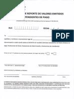 Solicitud de Reporte Valores Emitidos Pendientes de Pago SUNAT - TodoDocumentos.info