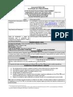 Convocatoria 001 2015 Fiscal Tribunal