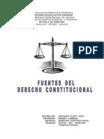 Fuente Del Derecho Constitucional