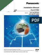 Installation_Manual Ncp 500