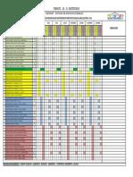 Cronograma Frecuencias Ncr