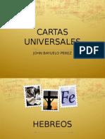 Contexto Cartas Universales - John Bayuelo Perez
