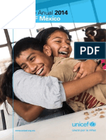 Informe Anual UNICEF