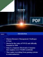Sony Presentation FINAL