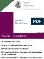 Literatura Aula02 Romantismo 140417111723 Phpapp01