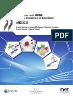 Revisiones de La OCDE Sobre La Evaluación en Educación