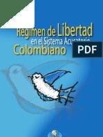 Estudios Spa Regimen de Libertad