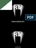 Premio a! Diseño 2011