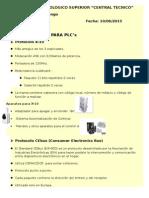 Protocolo Para PLCs