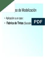Caso Fabrica de Tintas (Socratin SA )