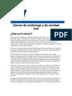 Vph y Cancer Orofaringeo