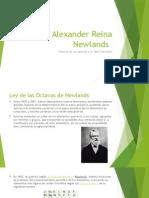 Exposición John Alexander Reina Newlands