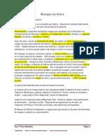 caso  analisis de decisión-Rezagos de Acero Marcado