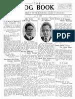 DMSCO Log Book Vol.3 7/1925-6/1926