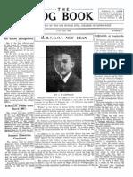 DMSCO Log Book Vol.4 7/1926-7/1927