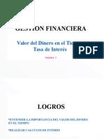 Valor Del Dinero Tiempo-Interes