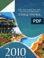 2010 Viking Pools Calendar