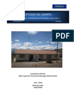 Informe Estudio de Campo Chiara - Ebc Quinua