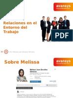 Relaciones en El Entorno Del Trabajo_Clase 1