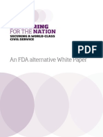 FDA - Delivering for the Nation - White Paper