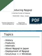 33_PGCON2008-IntroducingNpgsql
