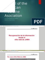 Journal of the American Medicine Asociation