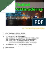 Ciudad Posmoderna