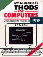 CompactNumerical Methods for ComputersLinearAlgebra_muya