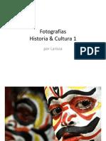 Fotografías Historia y cultura 1