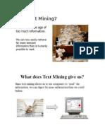 Txt Mining