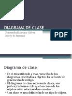07 Unidad V - Diagrama de Clases (1).pptx