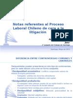 Clase Litigacion Laboral IEJ 2015