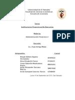 Instituciones Financieras No Bancarias 2