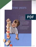 child development ch 10 three years
