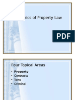 Economic analysis of Property Law